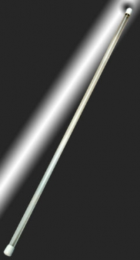 Тransparent PASTORELLI stick case, Art. 00422