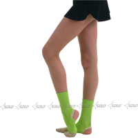 Stirrup ankle protectors SOLO GL10-63, Lime