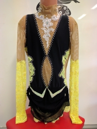 RG Leotard for competitions. For height: 150-160 cm