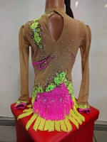 Leotard for competitions. Size: 136-146 cm