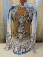 Leotard for competitions. For height: 146-156 cm