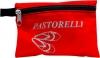 Half shoes holders Pastorelli. Color: Red, Art. 01444