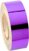 PASTORELLI VERSAILLES Metallic adhesive tape. Colour: Violet, Art. 02602