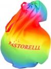 PASTORELLI ball holder. Color: Rainbow. Art. 02702