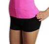 Pastorelli MICROFIBER Black shorts