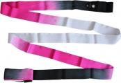 Лента PASTORELLI многоцветная 6 м. Цвет: Черный-Фуксия-Белый, Art. 02867