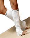 Pastorelli Leg warmers without foot, color: White.  Art. 00469