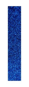 Pastorelli Glitter adhesive stripe. Colour: Blue, Art. 00266