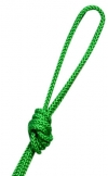 Gym Rope for practice. 3 m. Color: Green, Art. 10012