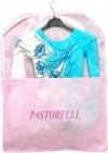 Leotard holder Pastorelli Flower. Color: Pink, Art. 00334