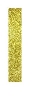 Pastorelli Glitter adhesive stripe. Colour: Gold, Art. 00275