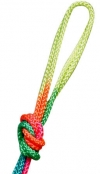 Rope for training, Color: Multicolor Light