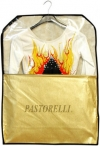 Leotard holder Pastorelli Flower. Color: Gold, Art. 00344