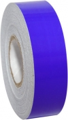 Metallic adhesive tape Moon Nastro. Colour: Blue France, Art. 02045