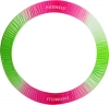 PASTORELLI Magenta-Green hoop holder, Art. 01971