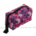 Cosmetic bag or holder for gymnastic rope SOLO CH251-259, silhouettes pattern