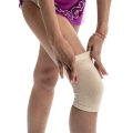PASTORELLI knee pad for COMPETITIONS, skin-colored