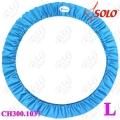 Hoop Case Solo s. L (85-90 cm) col. Turquoise CH300.1037-L