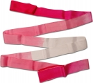 Shaded ribbon PASTORELLI, 5 m. Colour: Fuxia-Pink-White, Art. 03220