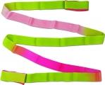 Лента PASTORELLI многоцветная 6 м. Цвет: фуксия-лайм-розовый, Art. 02862