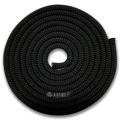 Gym Rope PASTORELLI New Orleans. Color: Black, art. 00104