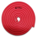 Gym Rope PASTORELLI New Orleans. Color: coral pink, art. 02715