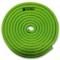 Gym Rope PASTORELLI New Orleans. Color: fluo green, art. 00101