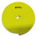 Gym Rope PASTORELLI New Orleans. Color: yellow fluo, art. 00108