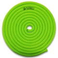Gym Rope PASTORELLI New Orleans. Color: lime, art. 02103