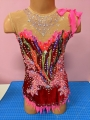 Leotard for competitions. For height: 120-130 cm
