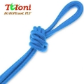 Competition Rope Tuloni mod. Fly. Color Lt.Blue, Art.T0284