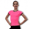 Pastorelli FUNNY Fluo Pink T-SHIRT Linea