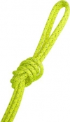 """Rope PASTORELLI """"METAL"""" New Orleans model - yellow with silver lamé threads, Art. 00132"""