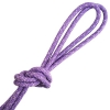 """PASTORELLI """"METAL"""" rope: New Orleans model - Lilac with silver lamé threads, Art. 00133"""