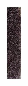 Pastorelli Glitter adhesive stripe. Colour: Black, Art. 00269