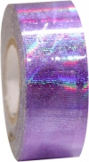 Pastorelli GALAXY Metallic Lilac adhesive tape, Art. 01578