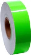 Metallic adhesive tape Moon Nastro. Colour: Green Fluo