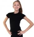 T-shirt black, SOLO FD650