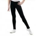 Leggings, cotton. Color: Black