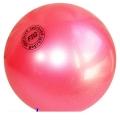 Iluvõimlemis pall Tuloni 16 cm. Colour: Pink Glitter